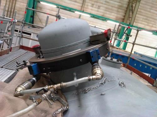 TT-NG610 Орбитальный труборез